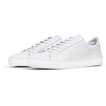 Garment Project GP 1771 Type sneaker - White leather
