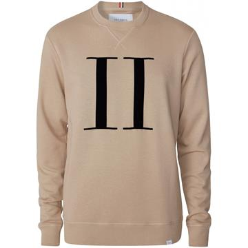 Les Deux Encore Light sweatshirt - Dark Sand/Black