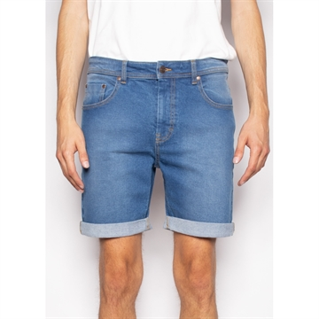 Denim Project Mr. Orange shorts - Medium Blue