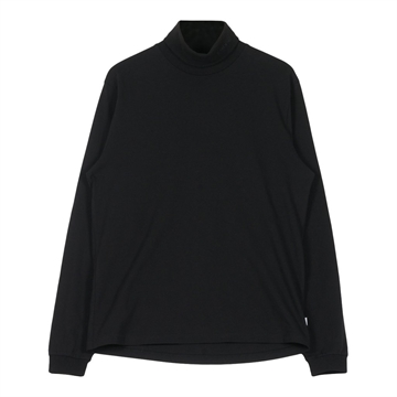 Woodbird Amin Turtleneck - Black