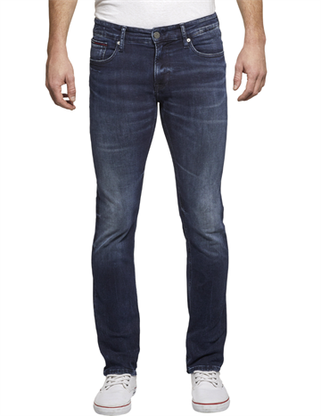Tommy Jeans Slim Scanton DYGDB - Dynamic Grand deep blue stretch