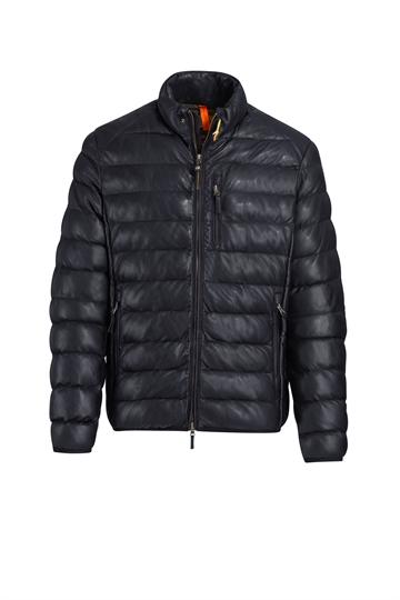 Parajumpers M Ernie Leather - Black