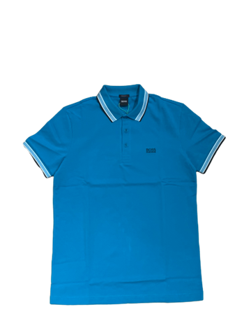 BOSS Athleisure Paddy Polo - Medium Green