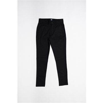 Denim Project Ponte Roma plain pants - Black