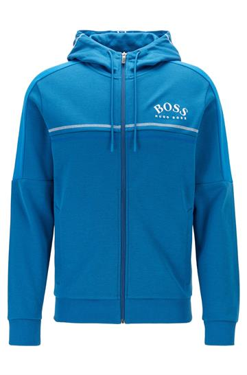 BOSS Athleisure Saggy sweatshirt - Bright Blue
