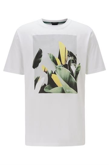 BOSS Athleisure Tejungle t-shirt - White