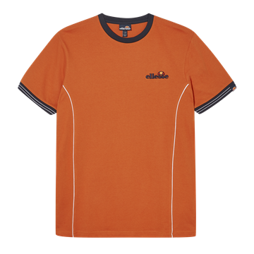 Ellesse Terracotta tee - Dark Orange