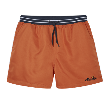 Ellesse Sentiero shorts - Dark Orange