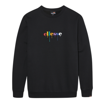 Ellesse Todravi sweathirt - Black