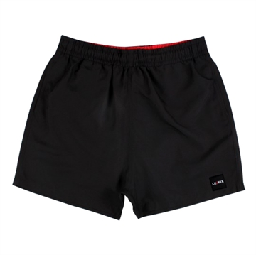 Le Fix Patch swimshorts - Black