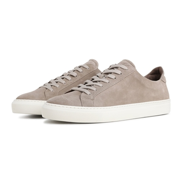 Garment Project GP 2183 Type sneaker - Earth / Off White Suede