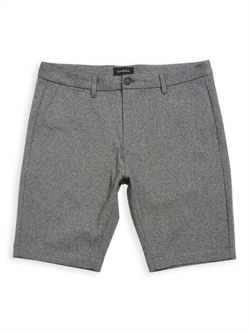 Gabba Jason chino shorts jersey - Lt. Grey melange