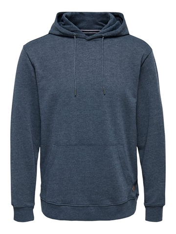 Only & Sons Winston Sweat hoodie - Dress Blues