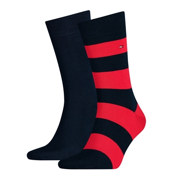 Tommy Hilfiger Men Rugby Sock 2 Pack - Tommy Original