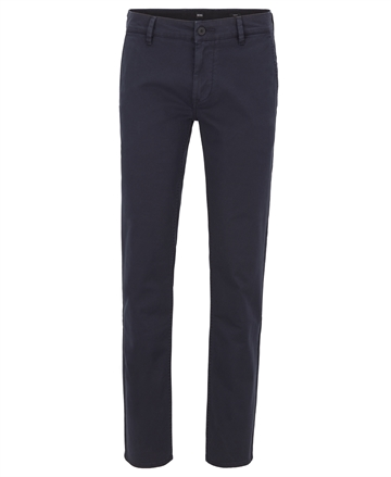 BOSS Casual Schino-slim chinos - Dark Blue