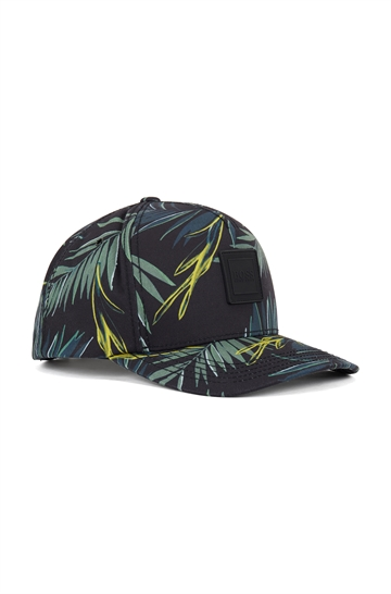BOSS Casual Fullprint-1 Cap - Dark Blue