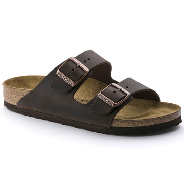 Birkenstock Arizona - Oiled Leather Habana