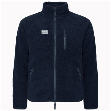 Resteröds Zip Fleece jacket - Navy