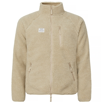 Resteröds Zip Fleece jacket - Sand