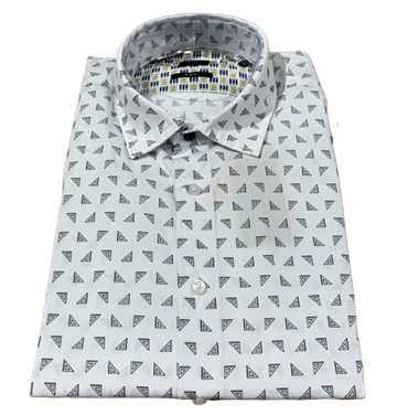 BOSS Casual Mypop_2 shirt - White