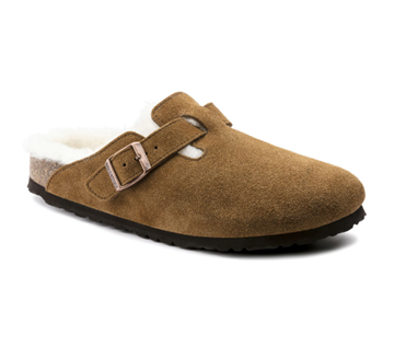 Birkenstock Boston - Sheepskin Mink