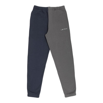 Le Fix Split pants - Grey/Navy
