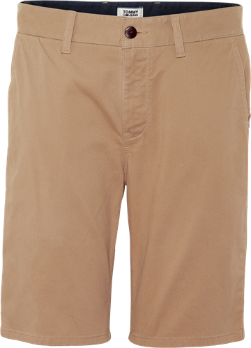 Tommy Jeans TJM Essential chino shorts - Tiger's Eye