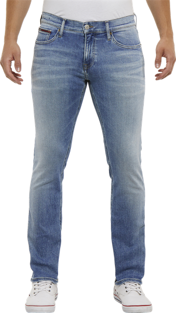 Tommy Jeans Slim Scanton FLCNL - Falcon light blue