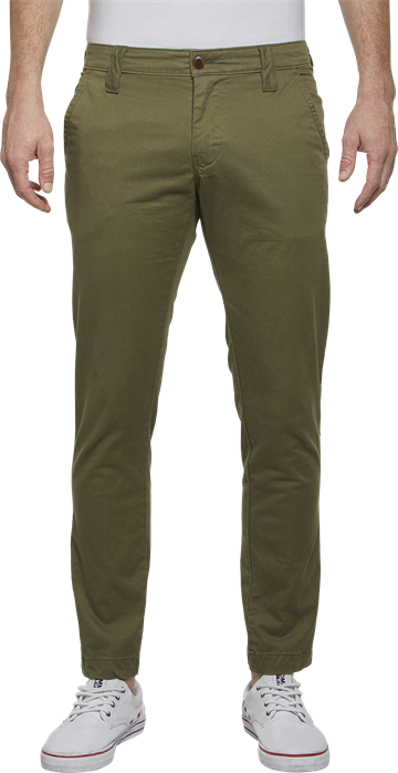 Tommy Jeans TJM Scanton chino pant - Olive night