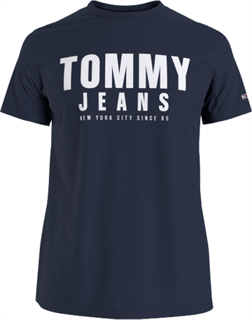 Tommy Jeans TJM Center Chest Tommy Graphic tee - Twilight Navy
