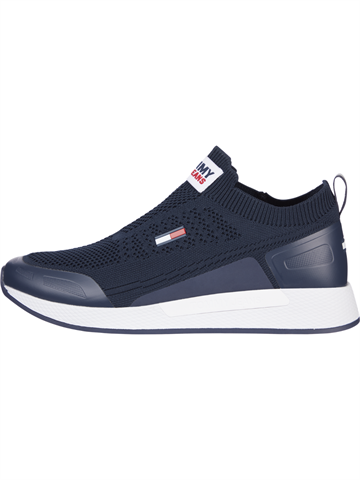 Tommy Jeans Flexi Sock Runner sneaker - Twilight Navy
