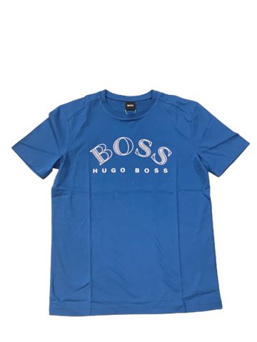 BOSS Athleisure Tee 1 t-shirt - Bright Blue