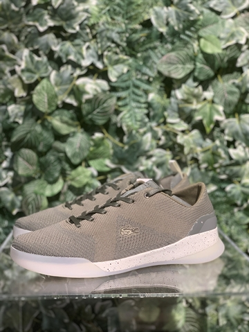 Lacoste Elite 219 1 SMA sneakers - Khaki/Off White