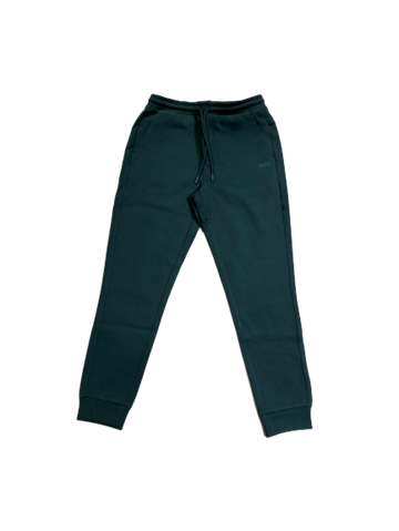 BOSS Athleisure Hadiko X Jersey Trousers - Open Green