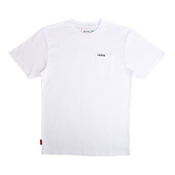 Le Fix Pocket t-shirt - White