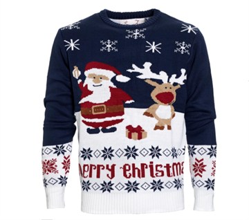 Julesweaters - Den ultimative julesweater