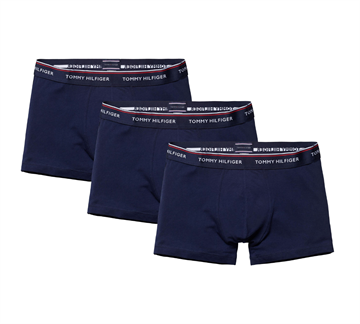 Tommy Hilfiger Underbukser 3-PACK Trunk - Peacoat