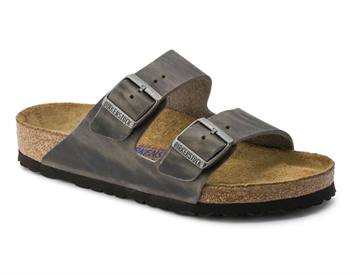 Birkenstock Arizona - Olied Iron