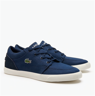 Lacoste Bayliss 219 snekaers - Navy / Off White