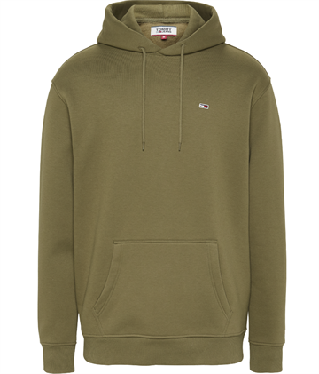 Tommy Jeans TJM Classic Hoodie - Uniform Olive