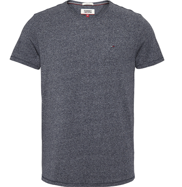 Tommy Jeans TJM Essential Jaspe t-shirt - Twilight Navy