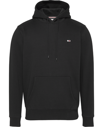 Tommy Jeans TJM Regular Fleece Hoodie - Black