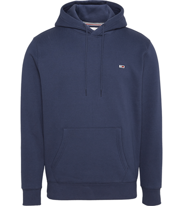 Tommy Jeans TJM Regular Fleece Hoodie - Twilight Navy