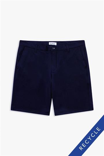 Woodbird Steffen Twill shorts - Navy