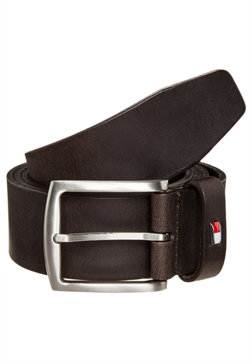 Tommy Hilfiger New Denton 3.5 Belt - Brown
