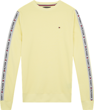 Tommy Hilfiger Track Top LS HWK - Efin Yellow