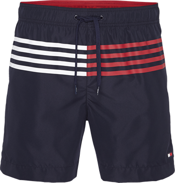 Tommy Hilfiger medium drawstring swimshort - Navy Blazer