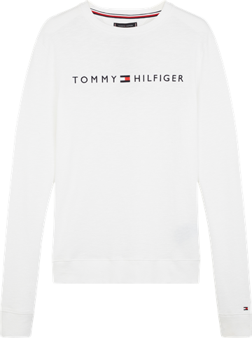 Tommy Hilfiger Track Top LS HWK - Classic White