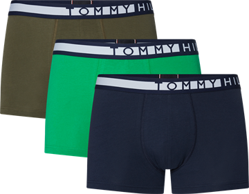Tommy Hilfiger 3-PACK Statement waistbrand trunks - 0T3