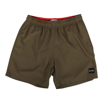 Le Fix Patch swimshorts - Army